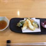 うちげの料理 八塩 - 天婦羅