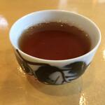 うちげの料理 八塩 - ほうじ茶