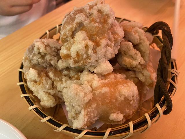 からあげやカリッジュPremium 歌舞伎町店の料理の写真