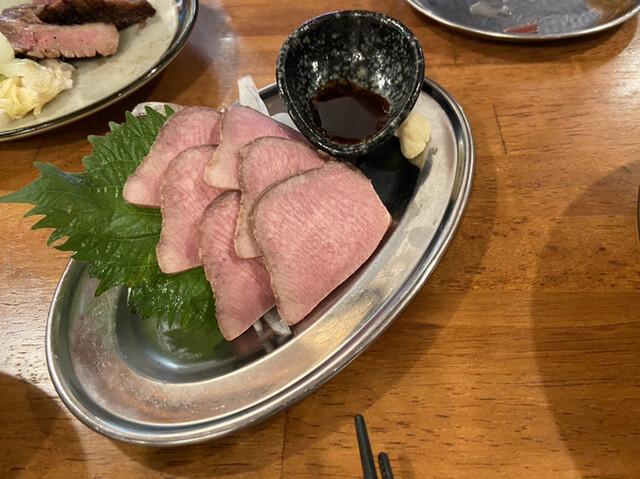 蒲田 牛タン いろ葉の料理の写真