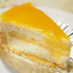 IL PLEUT SUR LA SEINE - パッションのショートケーキ