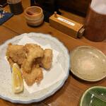 137386196 - 鶏胸肉の唐揚げ