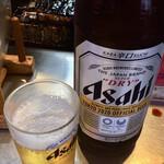 どての品川 - 瓶ビール