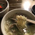 ラーメン&food's bar Saika - 料理写真: