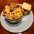 ラ・ミニョネット - 料理写真:オニオングラタンスープとミニサンドウイッチ@1020円