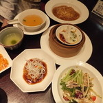海鮮厨房 夢蘭 - 中華¥1600位だったかしら?