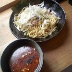 13741633 - 黒琥つけ麺700円