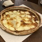 Focacceria la Brianza - フォカッチャディレッコ2分程度で焼き上がり