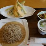 蕎麦カフェ 森の空 kazu -
