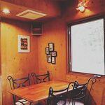 森のレストラン すっぴん - 店舗座席