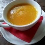 カンガルー - にんじんと豆のスープ