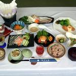 いさみ館 - コラーゲンたっぷりの美肌料理コース(5000円コース)