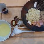 137420652 - つけ麺(しお味)