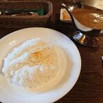 コーヒーハウス ユーコン - 金谷ホテル百年ライスカレー(Beef Curry)