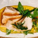 焼鳥と焼野菜 ぎんすけ - 料理写真: