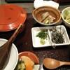 かわ専 - 料理写真:ミニひつまぶし御膳