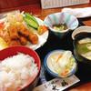 大鵬 - 料理写真:一口ヒレカツ定食