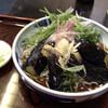 つる岡 - 料理写真:薬膳そば¥920