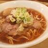 麺商人 - 料理写真:煮干し中華ぞは こいくち、トッピング煮玉子