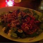 デカメロン - ギリシャ風サラダ