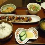 どんぐり - 料理写真:肉団子となすの黒酢炒めセット