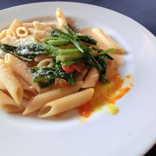 Cucina 湯田園 - 料理写真:野菜のペンネ、オイルソース