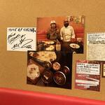 アロマズ オブ インディア - ナオトさんの写真とサイン