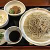 牽牛 - 料理写真:蕎麦きり定食