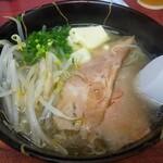 来夢来人 - 料理写真:塩バターラーメン