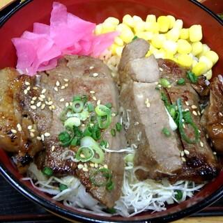 丼や 和華 - 料理写真:黒豚バルク丼