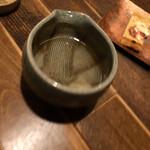 酒房高井 - 新政
