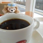 BECK'S COFFEE SHOP - ディズニーシーへ向かう前にブレンドコーヒーを