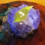 香月堂 - 紫陽花 210円