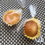 イタリアン食堂 NUKUNUKU - 帰る際お土産に頂いた「ミニマドレーヌ」