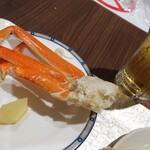 ホテル万惣 - 夕食