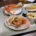 ホテル万惣 - 料理写真:夕食