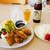 呉 ハイカラ食堂 - こちらが「戦艦霧島のクジラカツ」です。