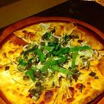 zensekikoshitsuizakayashinobuya - シラスピザ