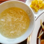 はらへー太 - ホッとする玉子中華スープ