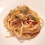 137455206 - ⚫かすが蟹のスパゲティ