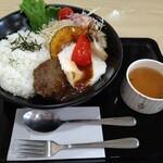 なんぽろ温泉 ハート&ハート - 料理写真: