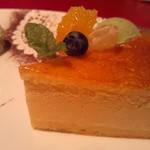 伊太利亜台所 - チーズケーキ。