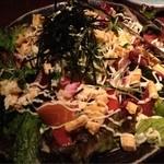 くいしん坊 大将 - 海鮮サラダ@¥850
