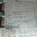 アンサー - 離婚調停申立書