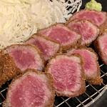 厚切り牛かつ専門店 神戸 牛かつ亭 -