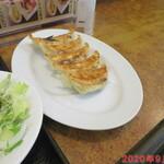 中華厨房 ゆうえん - 餃子 110円(税込)※イベント価格