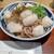 江戸切り 助六そば ぬる燗佐藤 - 料理写真:揚げ餅がたくさん