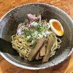 麺武者 - 油そば(730円)