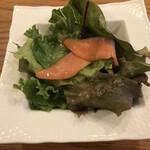シャンパン食堂のフレンチバル ル・コントワール・ド・シャンパン食堂 -