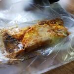 桃谷いかやき屋 - 料理写真:ネギマヨソース